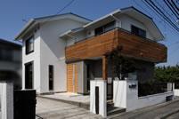 空間の上品さを楽しむ家